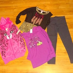 Back to School Outfit Girl L 10 12